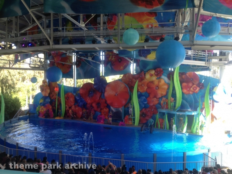 Cirque Dreams Splashtastic at Six Flags Discovery Kingdom