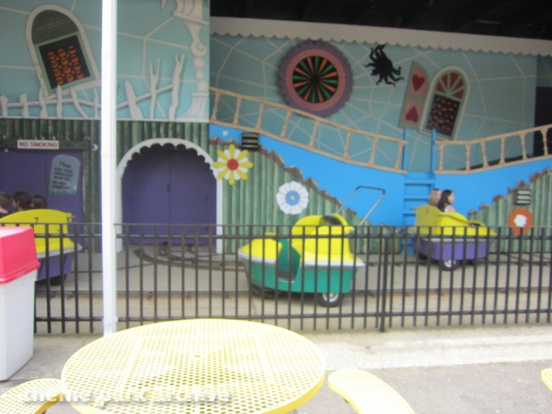 Whacky Shack at Waldameer Park