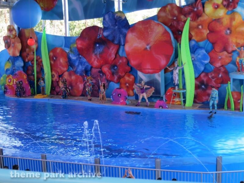 Cirque Dreams Splashtastic at Six Flags Discovery Kingdom