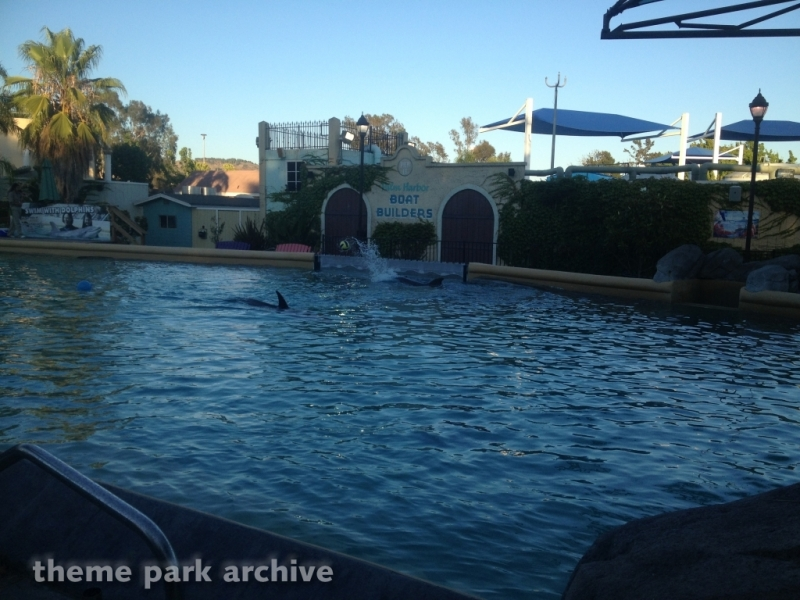 Dolphin Harbor at Six Flags Discovery Kingdom