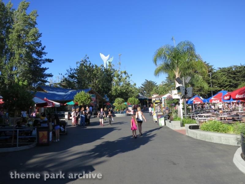 Sea at Six Flags Discovery Kingdom