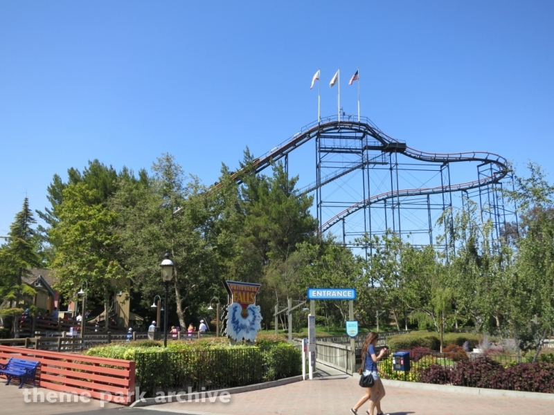 Demon at California's Great America