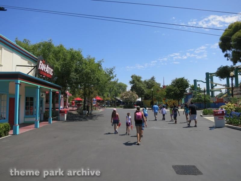 County Fair at California's Great America