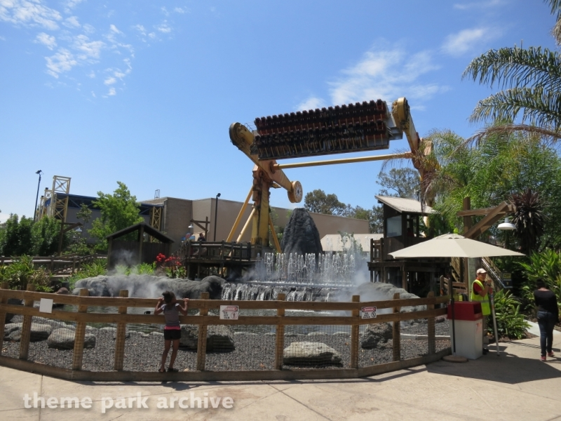 Firefall at California's Great America