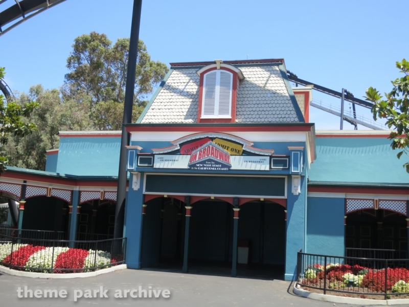 All American Corners at California's Great America
