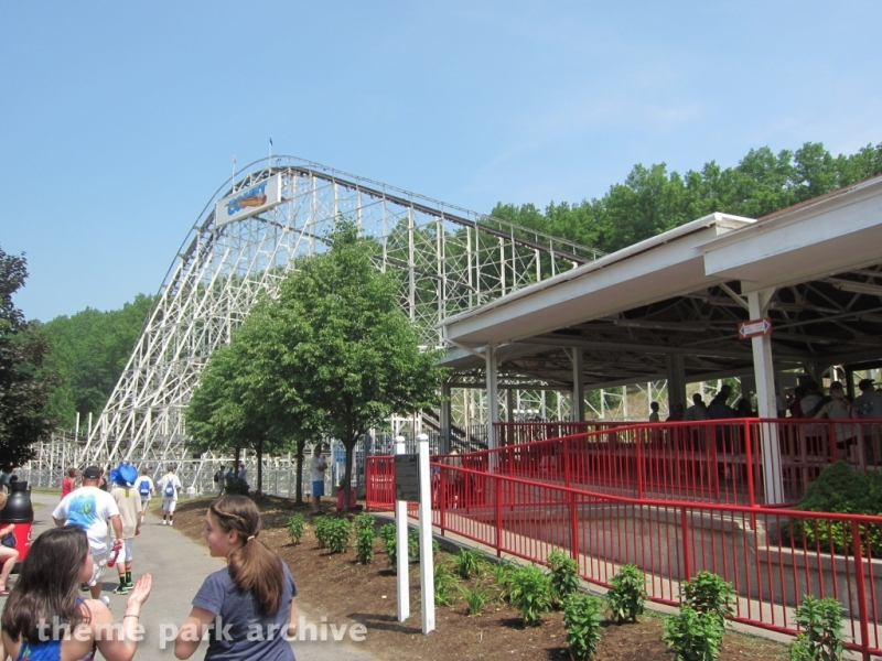 Comet at Great Escape & Splashwater Kingdom