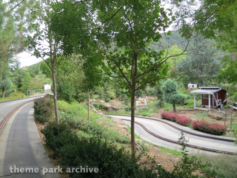 South County Backroads at Gilroy Gardens
