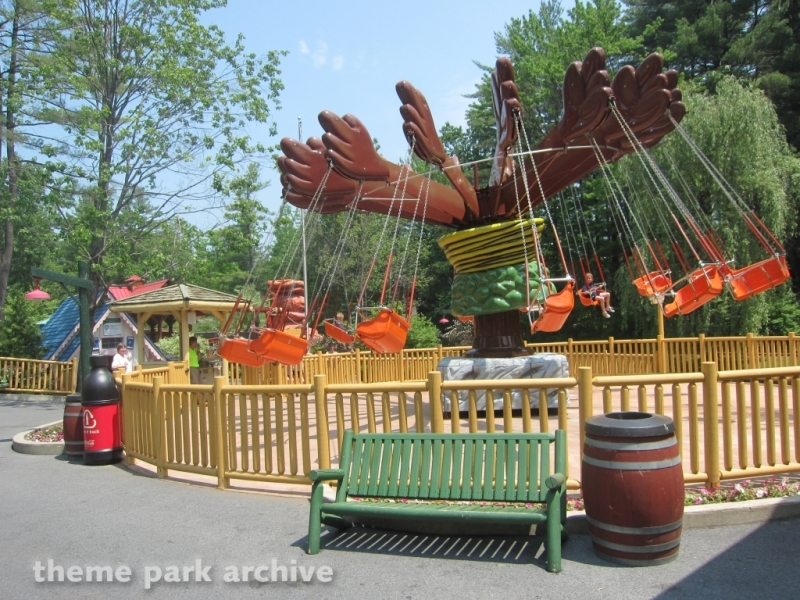 Timber Town at Great Escape & Splashwater Kingdom