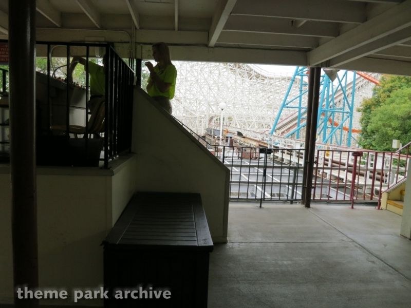 Colossus at Six Flags Magic Mountain