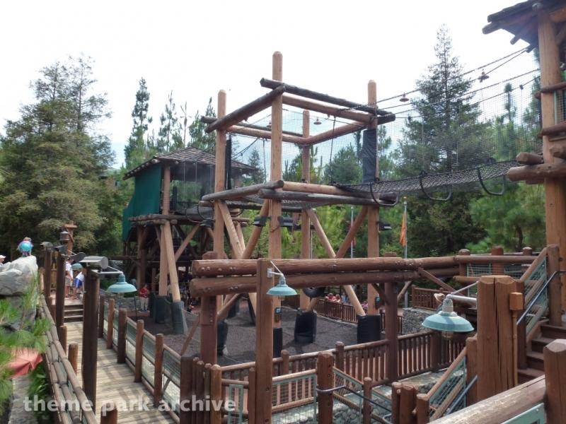 Redwood Creek Challenge Trail at Disney California Adventure