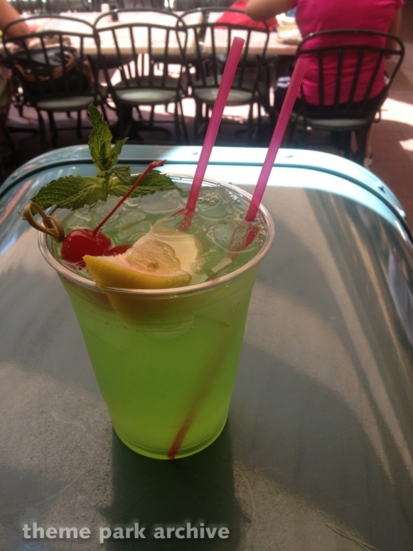 Mint Julep Bar at Disneyland