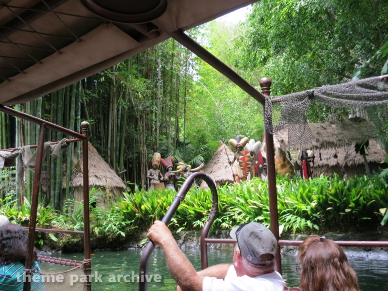 Jungle Cruise at Disneyland