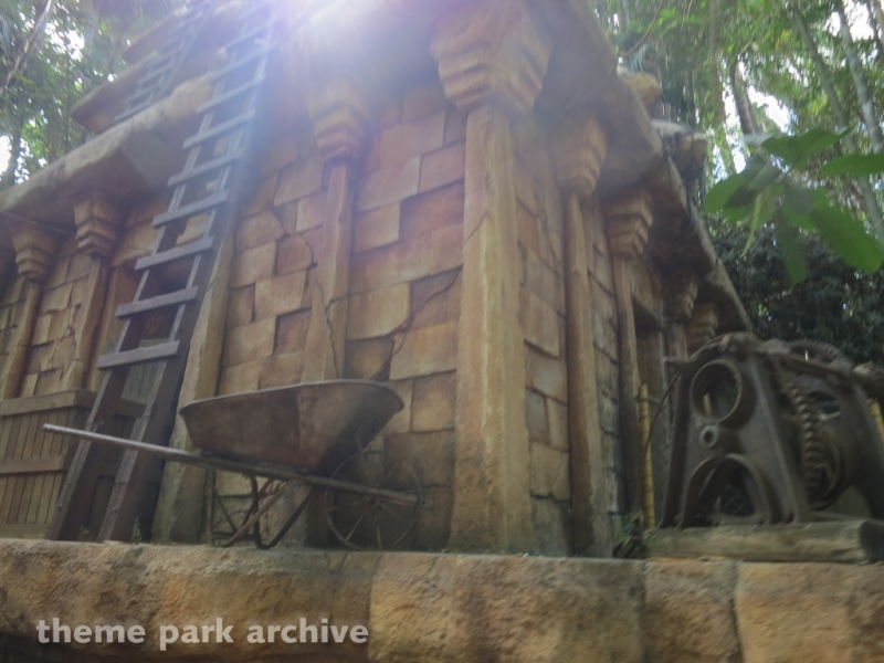 Indiana Jones Adventure at Disneyland