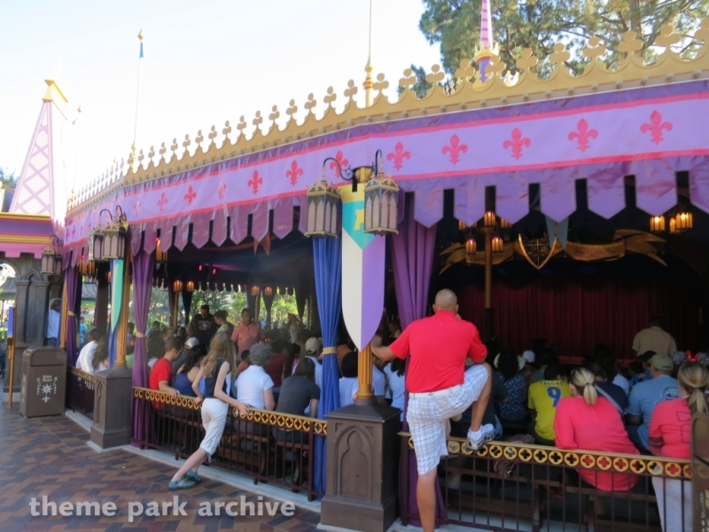 Fantasy Faire at Disneyland