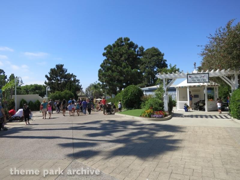 Garden of Discovery at Sea World San Diego