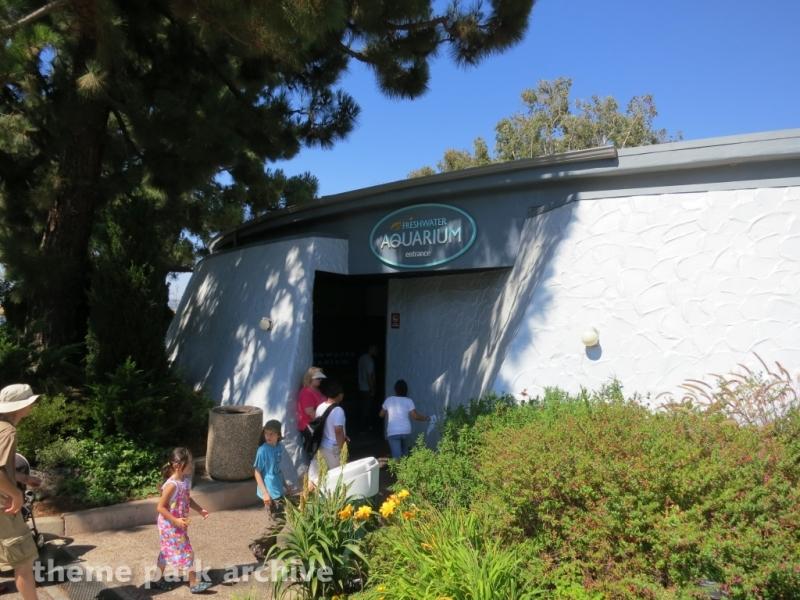 Freshwater Aquarium at Sea World San Diego