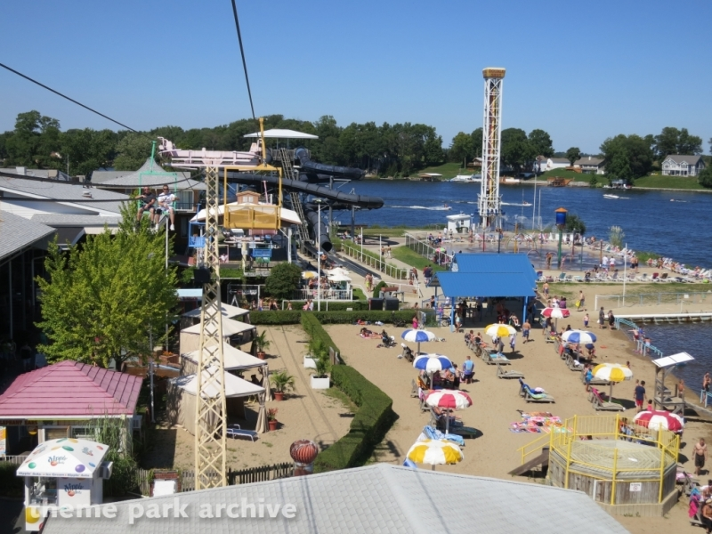 Double Shot at Indiana Beach