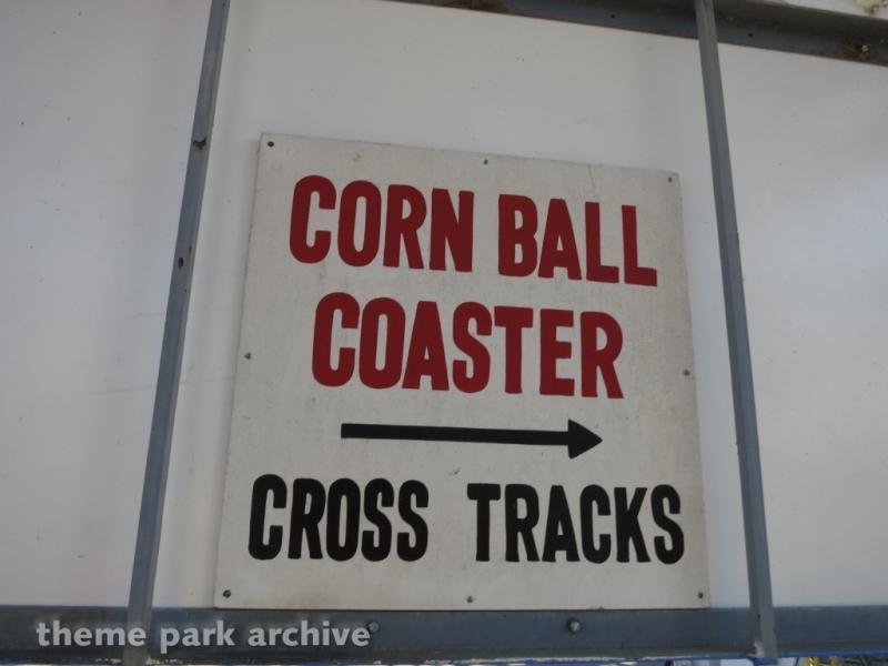 Cornball Express at Indiana Beach