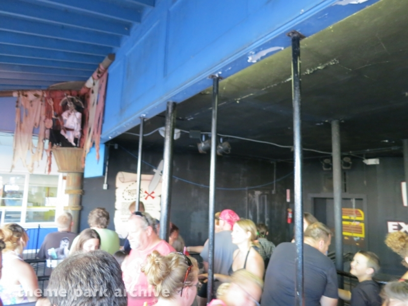 Den of Lost Thieves at Indiana Beach