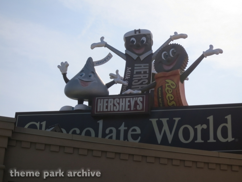 Chocolate World at Hersheypark
