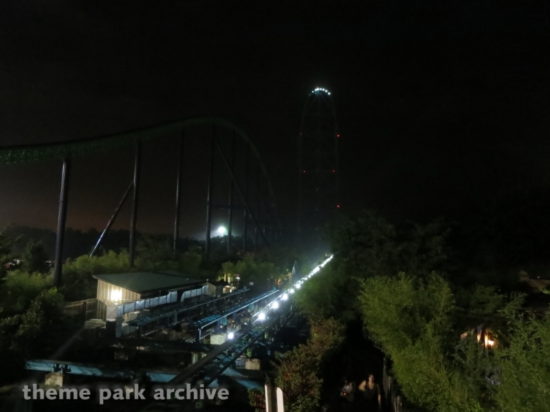 Kingda Ka at Six Flags Great Adventure