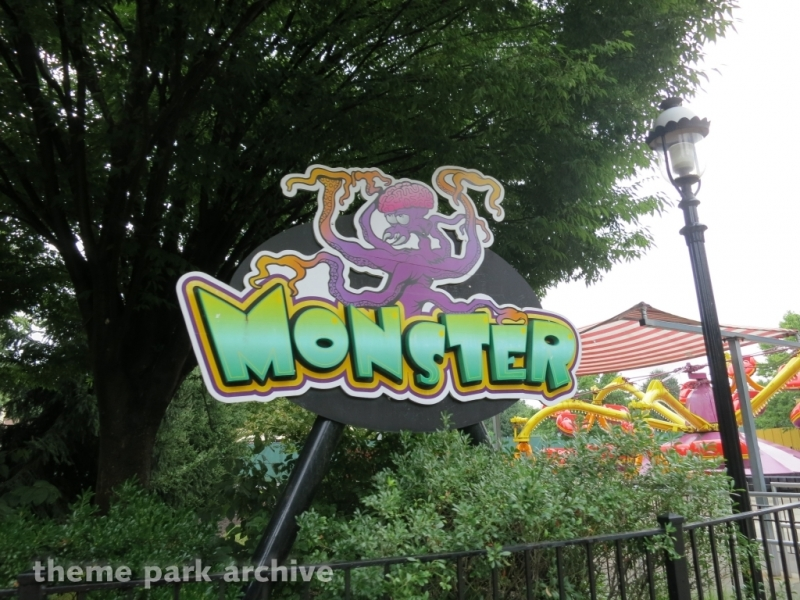 Monster at Dorney Park