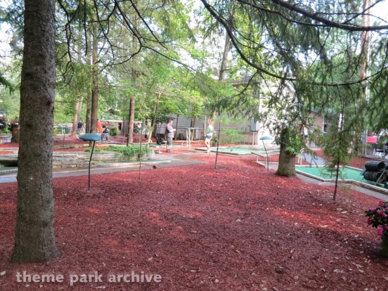Miniature Golf at Knoebels Amusement Resort