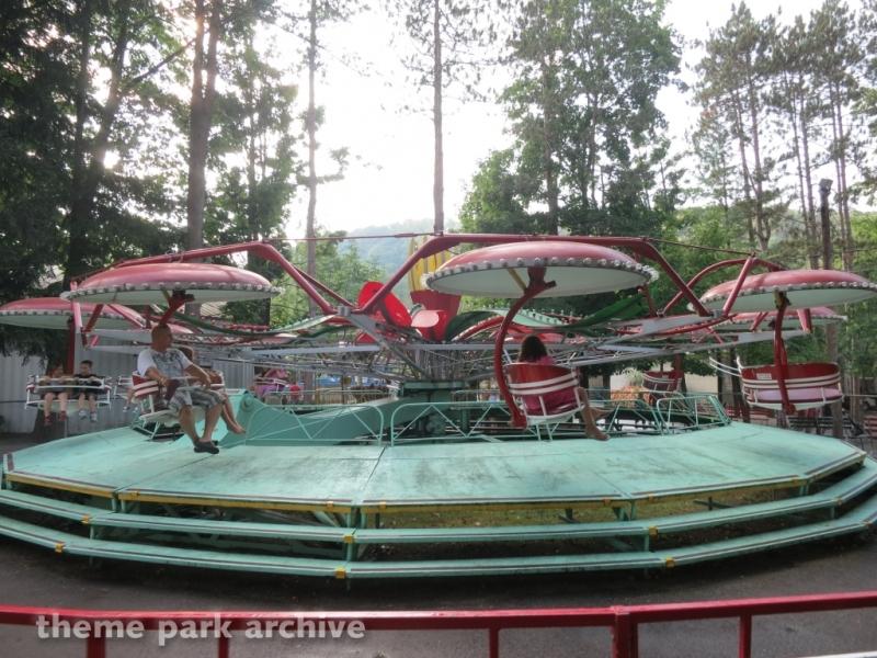 Paratrooper at Knoebels Amusement Resort