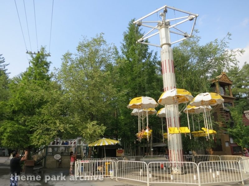 Paradrop at Knoebels Amusement Resort