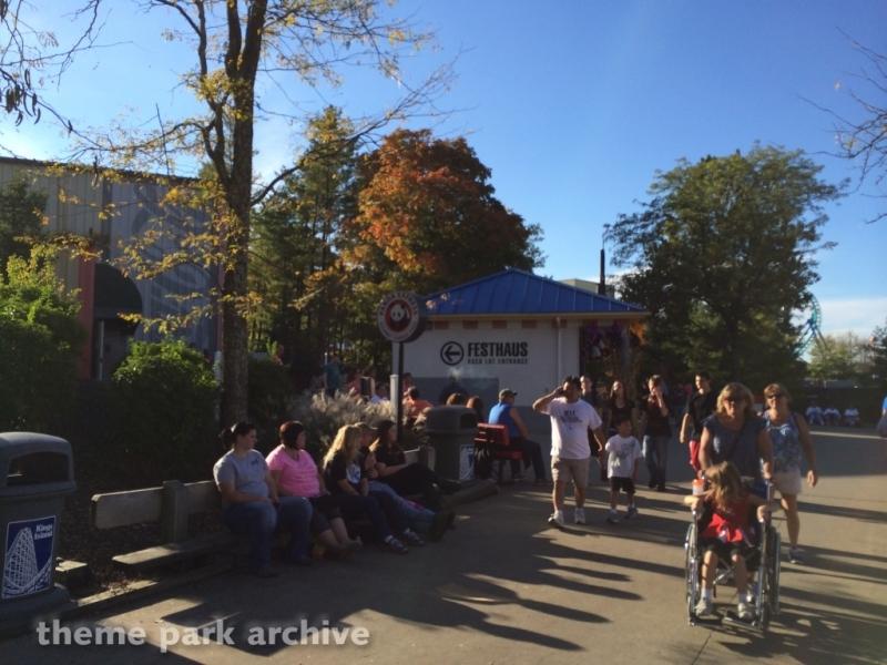Oktoberfest at Kings Island