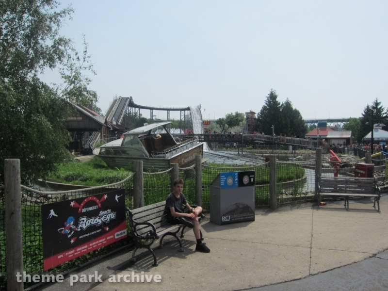 Splash at La Ronde