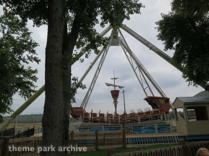 Pirate Ship at Stricker's Grove