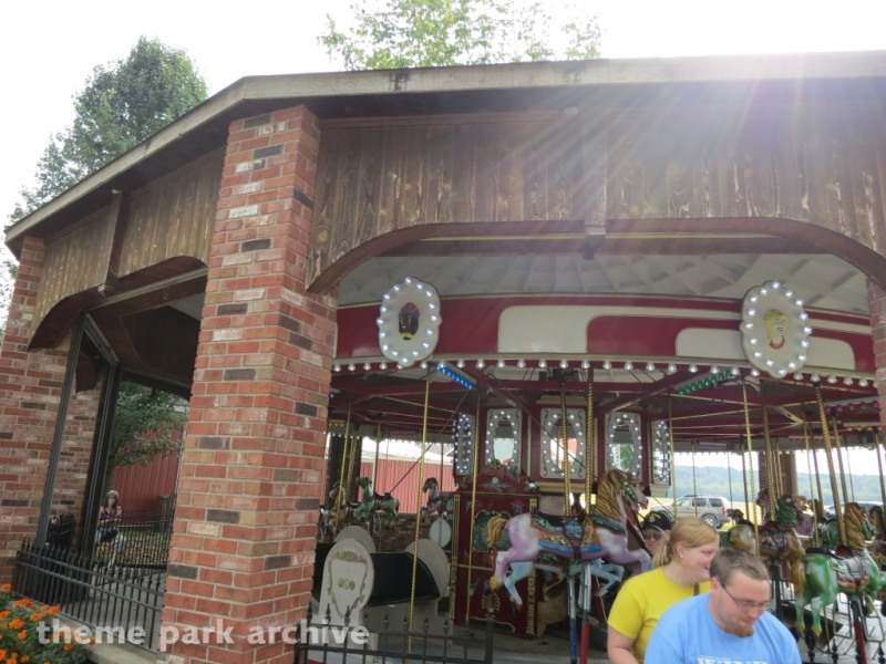 Merry Go Round at Stricker's Grove