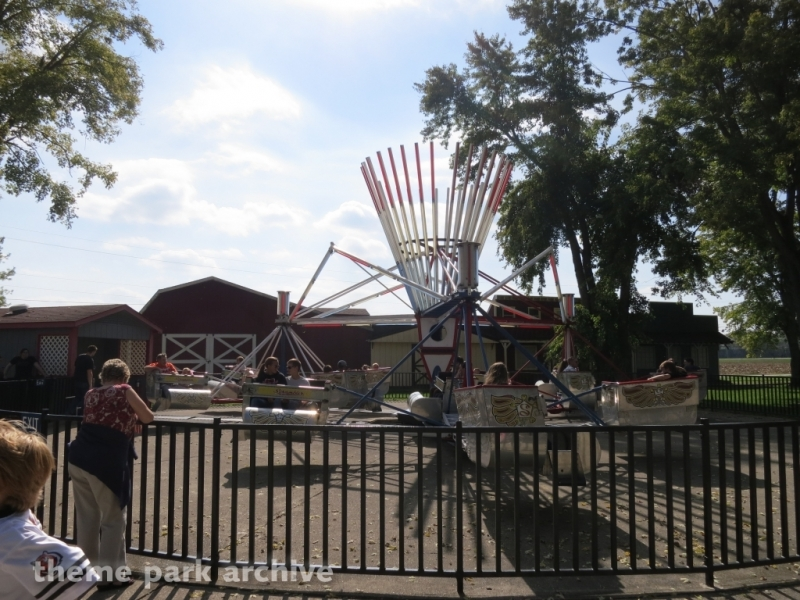 Scrambler at Stricker's Grove
