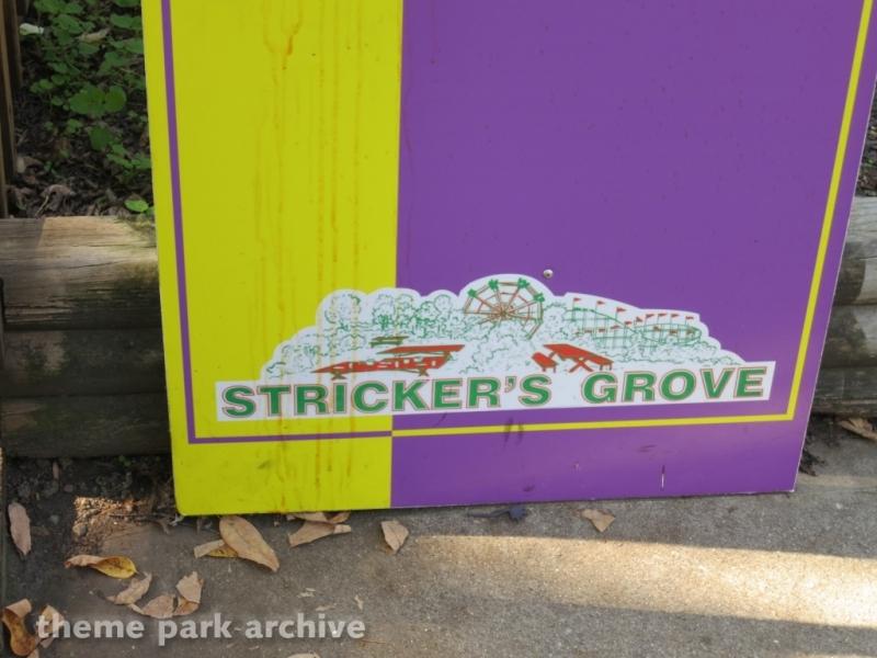 Picnic Area at Stricker's Grove