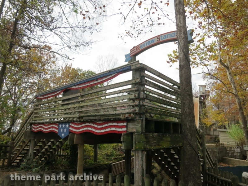 American Plunge at Silver Dollar City