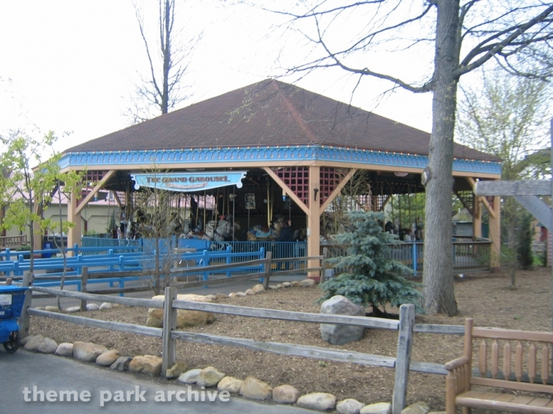 Grand Carousel at Geauga Lake