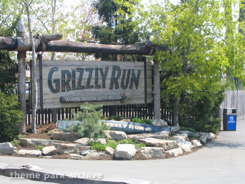 Grizzly Run at Geauga Lake