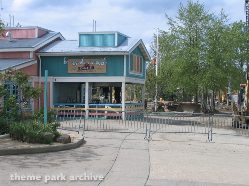 Happy Harbor Cafe at Geauga Lake