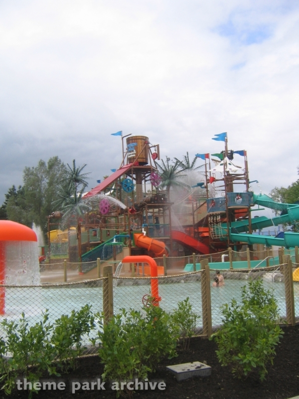 Splash Landing at Geauga Lake