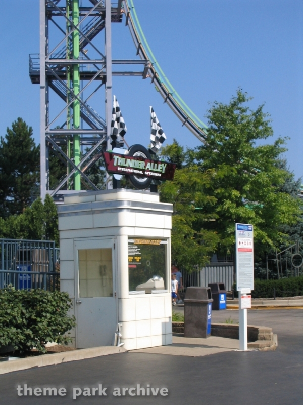 Thunder Alley Speedway at Geauga Lake