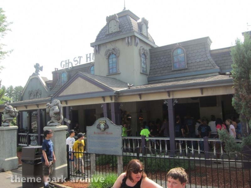 Ghost Hunt at Lake Compounce
