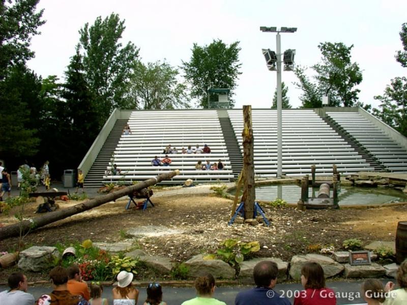 Birds Arena at Geauga Lake