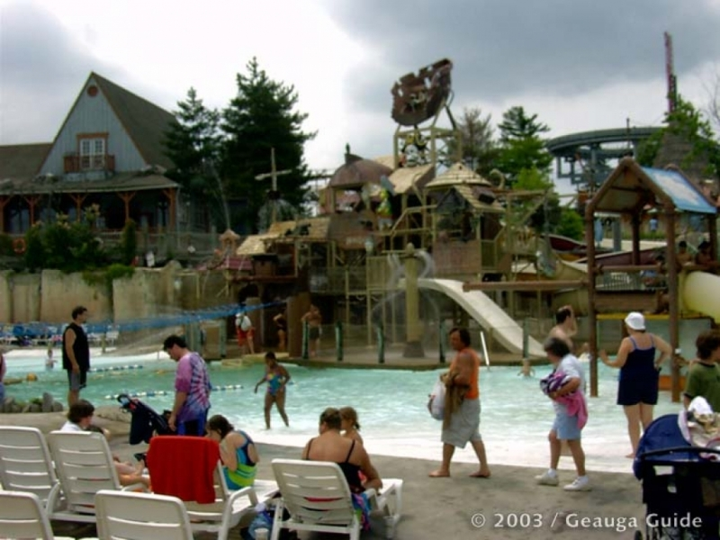 Hook's Lagoon at Geauga Lake