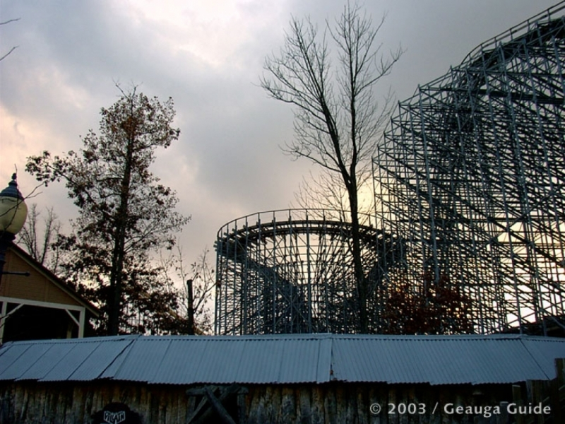 Villain at Geauga Lake