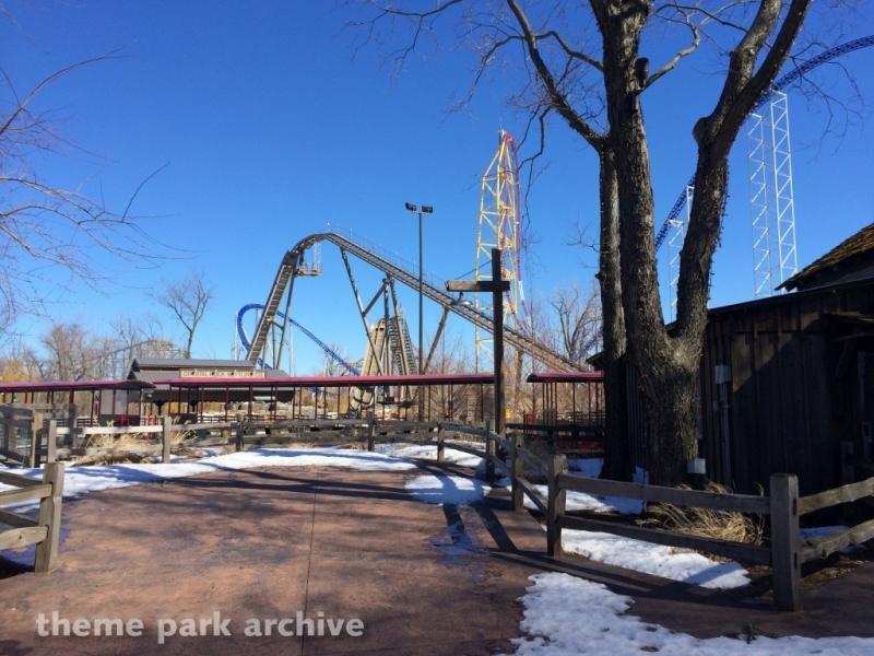 Shoot The Rapids at Cedar Point