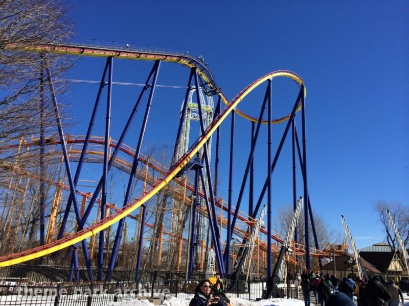 Mantis at Cedar Point