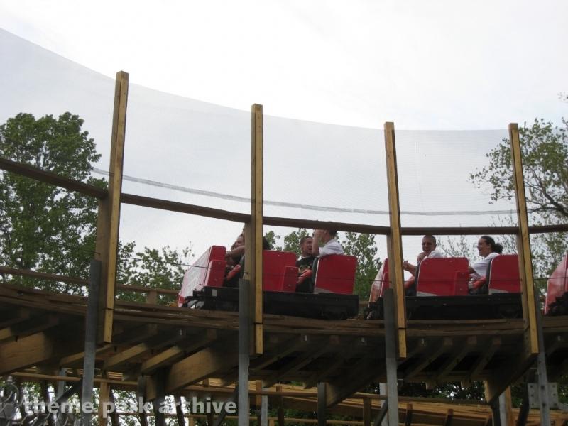 Ravine Flyer II at Waldameer Park