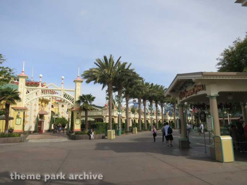 Boardwalk Pizza and Pasta at Disney California Adventure