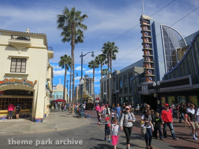 Animation Academy at Disney California Adventure